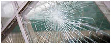 Catford Smashed Glass